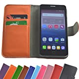ikracase Hülle für Haier Phone L52 Handy Tasche Case Schutzhülle in Orange