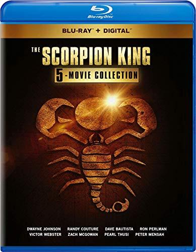 Scorpion King: 5-Movie Collection (5 Blu-Ray) [Edizione: Stati Uniti] [Italia] [Blu-ray]
