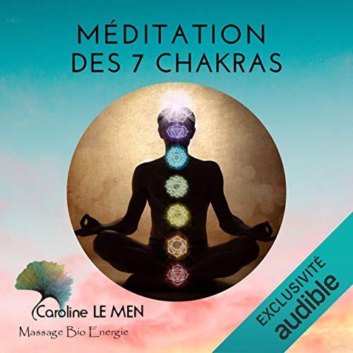 Page de couverture de Méditation des 7 chakras