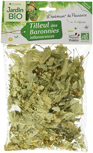 Jardin Bio Tilleul France Sachet de 25 g