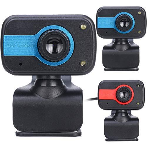480P Usb Webcamera Clip-On Webcam Met Ingebouwde Microfoon Voor Computer Pc Laptop