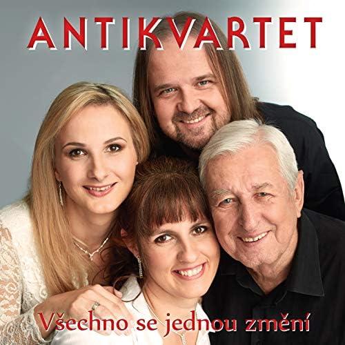 Antikvartet feat. Jiří Holoubek, Kateřina Englichová & Jiří Drahoš