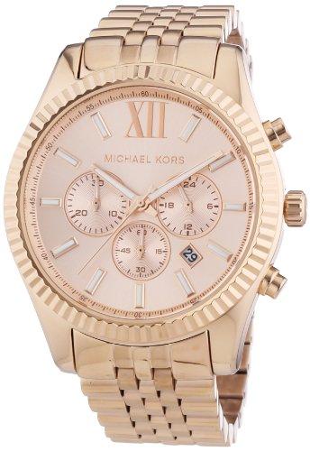 Relógio Feminino Michael Kors Mk8319 Rose Lexington 45Mm