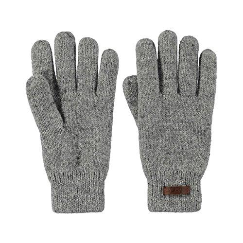 Barts Herren Handschuhe Grau (Grau) S/M