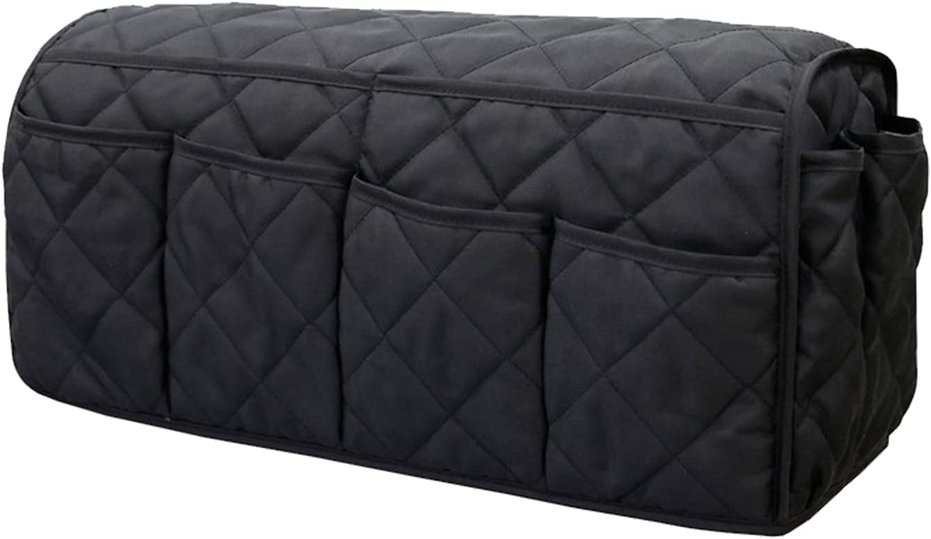 Yabuy Sofa Armrest Raleigh Mall Storage Bag with 14 free Pockets Non-Slip Arm