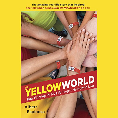 The Yellow World audiobook cover art