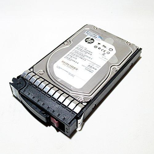 Hewlett Packard Enterprise Hard Drive 2TB HP **New Retail**, AW590A, 507613-002 (**New Retail** 6G SAS 7.2K LFF MDL HDD)