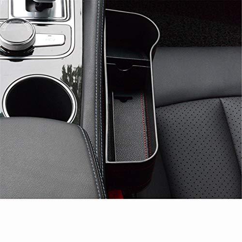 Caja de Almacenamiento de Espacio para Asiento de Coche, para Mitsubishi ASX Lancer 10 9 Outlander 2013 Pajero Sport L200 Expo Eclipse par de Accesorios del Lado del Conductor
