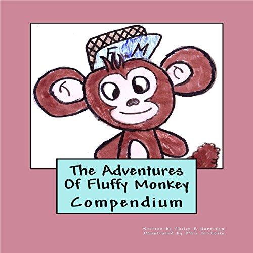 『The Adventures of Fluffy Monkey Compendium』のカバーアート