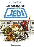 Star Wars Academia Jedi nº 01/03 (Star Wars Jeffrey Brown)
