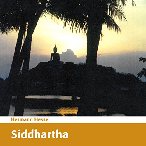 Siddhartha [Danish Edition] audiobook cover art