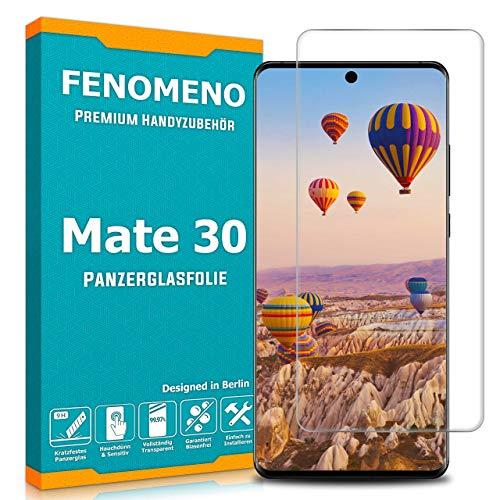 FENOMENO Protector de pantalla de cristal templado para Huawei P8 – Protector de pantalla ultrafino de cristal resistente a los arañazos con revestimiento oleofóbico – Protector de pantalla premium