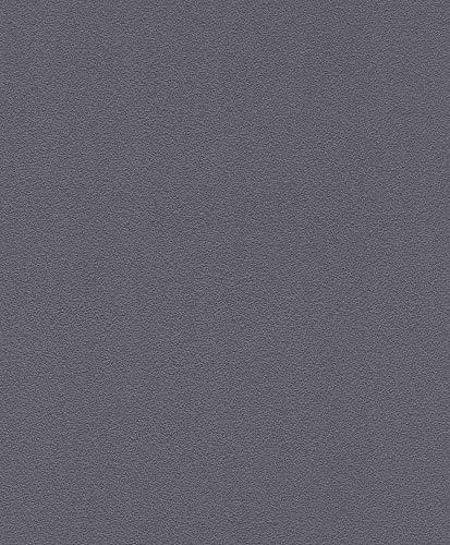 Vlietstapete rasch prego 489569 uni dunkel grau