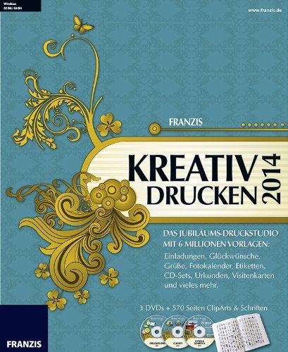 Kreativ Drucken 2014