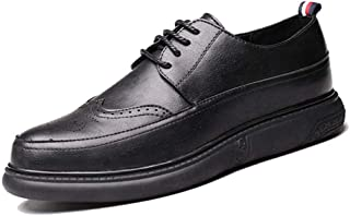 Oxford Dress Shoes for Men Classic Modern Formal Wingtip Lace Up Oxfords Shoes