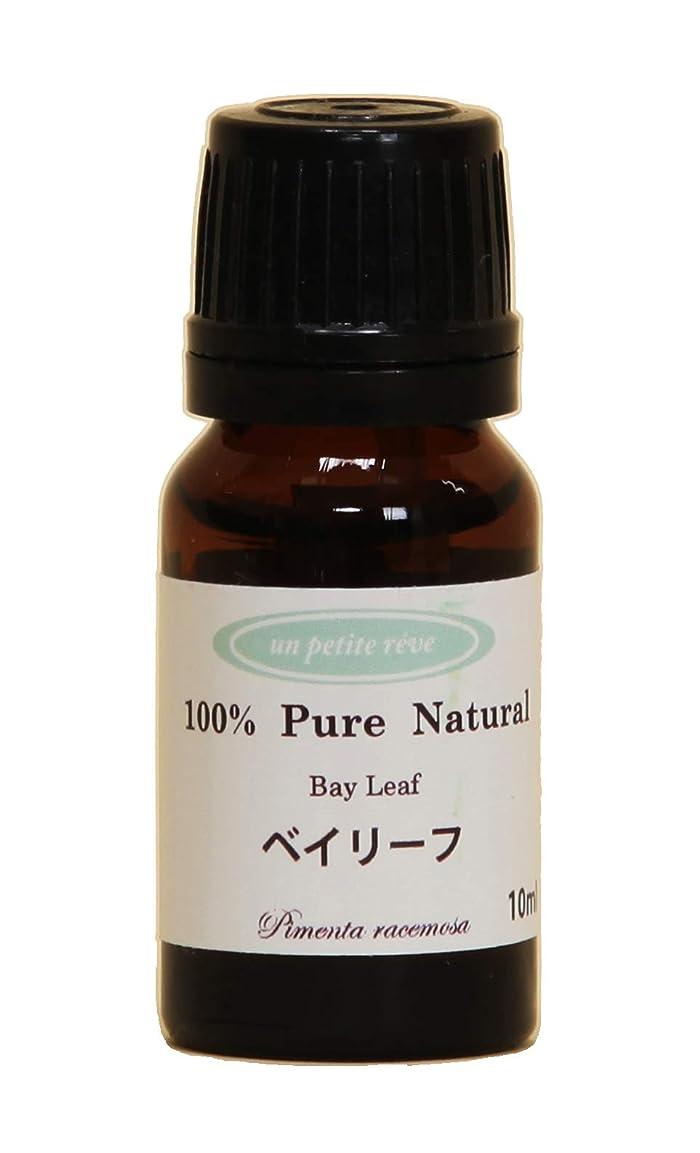 無し砂成功するベイリーフ10ml 100%天然アロマエッセンシャルオイル(精油)