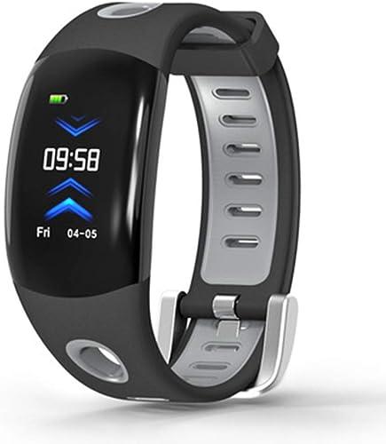 LINGNA Les Hommes et Les Femmes Montre Intelligente, IP68 étanche Pression artérielle Surveillance de la fréquence voiturediaque Surveillance de la santé Tracker Bracelet de Sport Multifonctionnel
