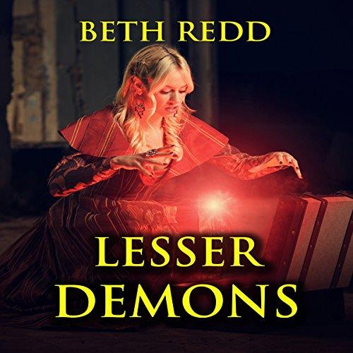 Lesser Demons audiobook cover art