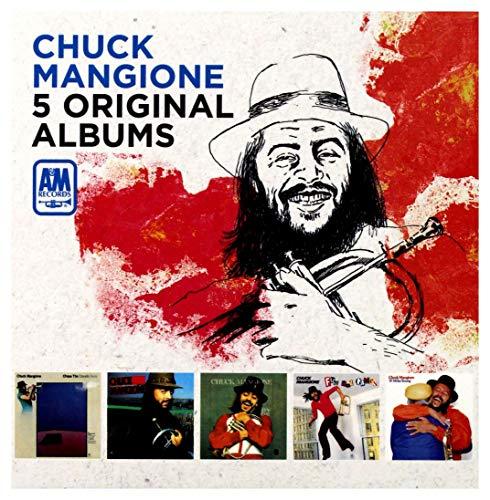 MANGIONE CHUCK - 5 ORIGINAL ALBUMS (1 CD)