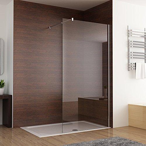 MIQU walk in Duschwand Seitenwand Dusche Bild