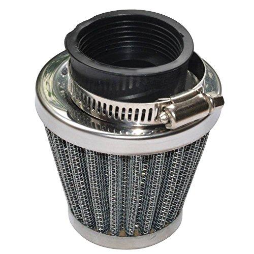 Alftek Filtro de aire para motocicleta POD 35/39/42/44/48/50/52/54/60 mm filtros para ATV Pit Dirt Bike