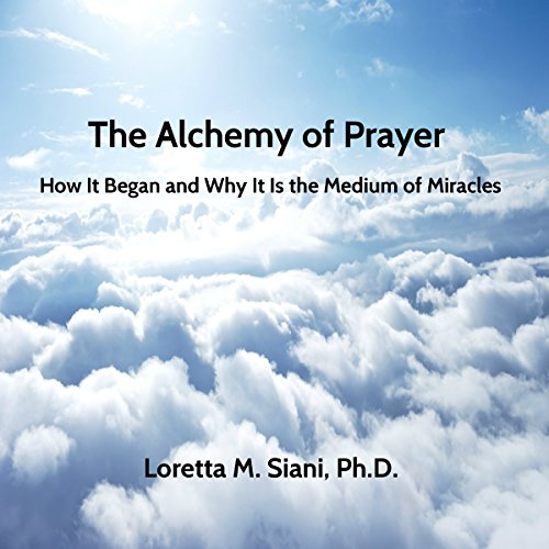 The Alchemy of Prayer  By  cover art