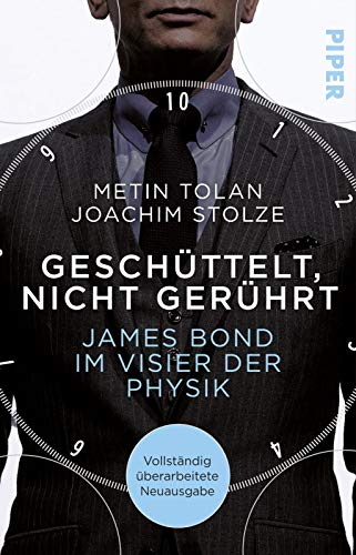 Geschüttelt, nicht gerührt: James Bond im Visier der Physik