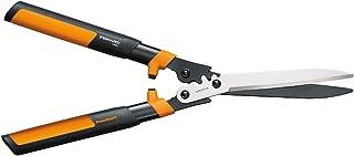 "Fiskars Garden 392861-1002 Powergear2 Hedge Shears, 23"", Black/Orange"