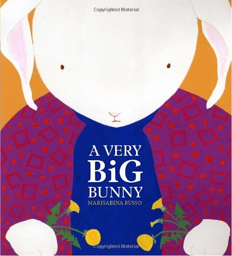 Image of A Very Big Bunny