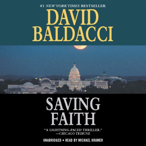 Saving Faith audiobook cover art