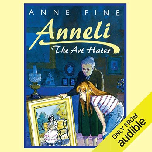 『Anneli the Art Hater』のカバーアート