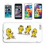 Funda compatible con Samsung Galaxy S7 Edge, cuatro KÜKEN SINGEN UNA LIED Pascua KÜCKEN HAUSHUHN Gollina pollo gallina gallina gallina gallina gallina gallina pollo HÄHNCH