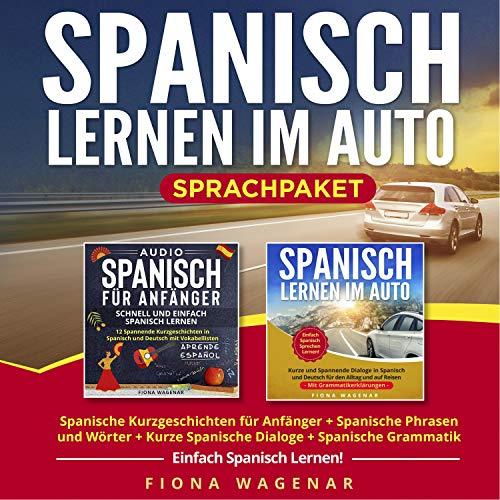 Spanisch Lernen - das Komplettpaket Titelbild