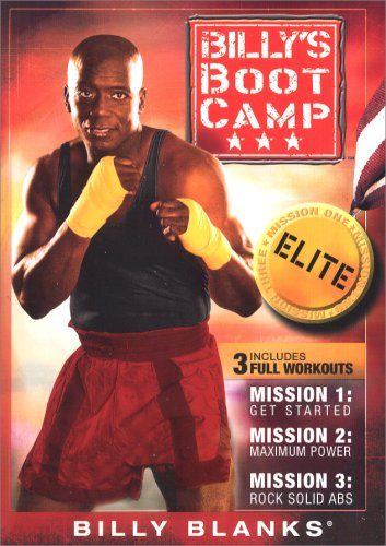 Billy's Bootcamp: Elite [DVD] [Import]の詳細を見る