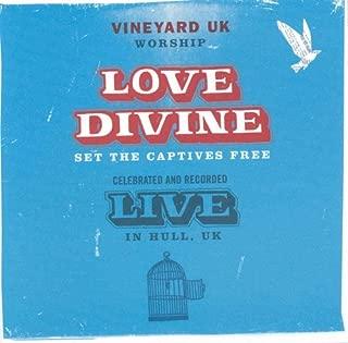 Vineyard Records UK - Love Divine: Set The Captives Free - CD