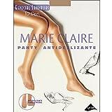 MARIE CLAIRE - Media Panty Sandalia Mujer Color: Maquillaje Talla: G