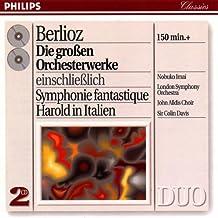 Berlioz Sym Fantastique Harold In Italien