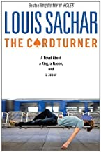 The Cardturner by Louis Sachar (2011-10-11)