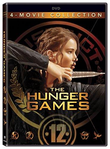 Hunger Games Collection (4 Dvd) [Edizione: Stati Uniti]