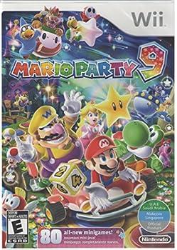 Mario Party 9 - World Edition  Nintendo Wii
