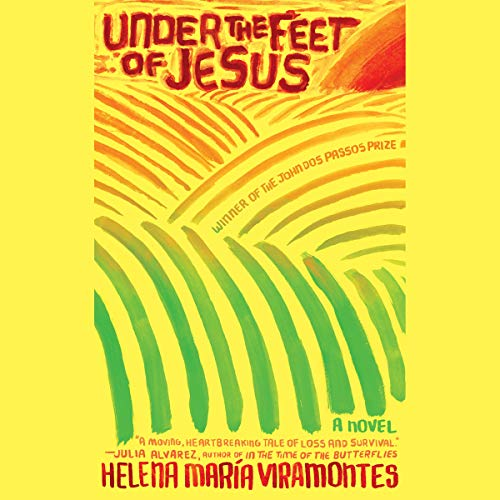 『Under the Feet of Jesus』のカバーアート