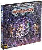 Asmodee- Juego de Tablero 25: Escape Room, Color (MATSROO4)