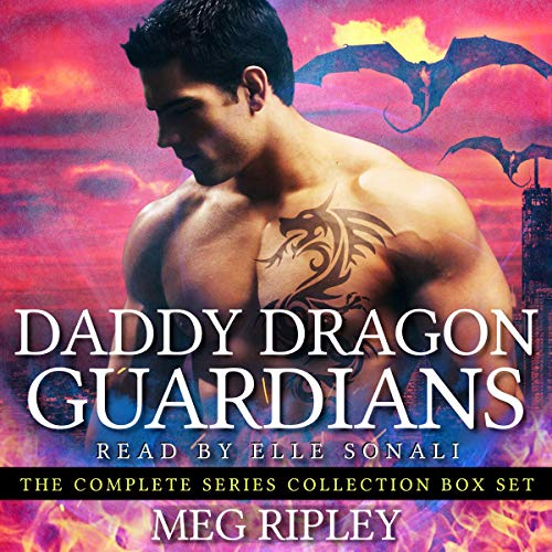 Daddy Dragon Guardians: The Complete Series Collection Box Set cover art