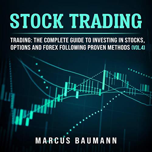 Stock Trading: Trading audiobook cover art