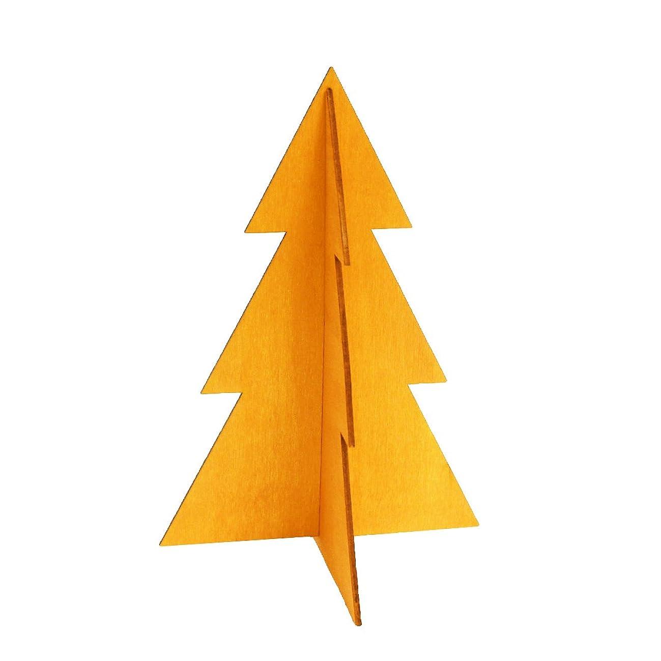 カテナワックス不安定なフェスティブツリーM 「 オレンジ 」