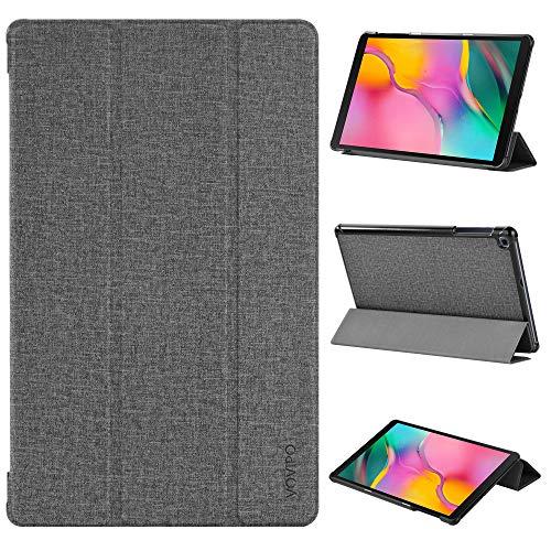 VOVIPO Custodia Protettiva per Samsung Galaxy Tab A 10.1 2019, Custodia Protettiva Sottile PU Custodia in Pelle per Samsung Galaxy Tab A T515 / T510