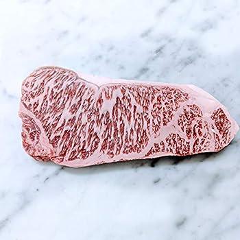 Holy Grail Steak Company A5 Grade Genuine Kobe Ribeye Japanese Wagyu Beef  13-15 oz