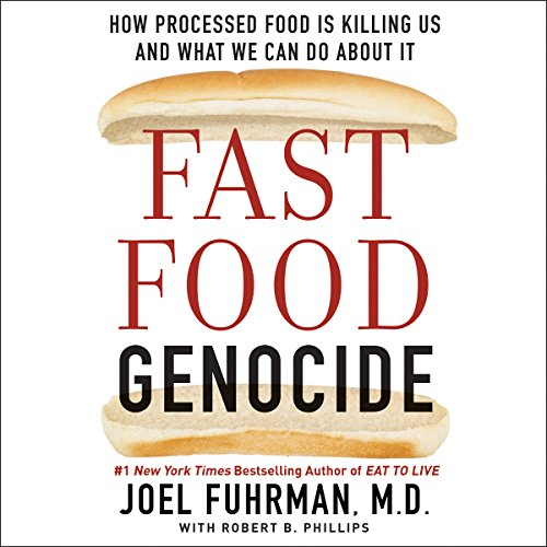 Couverture de Fast Food Genocide