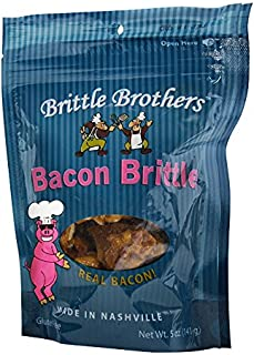 Brittle Brothers Bacon Brittle, 5 Ounce