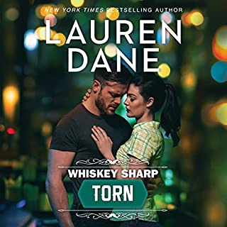 Whiskey Sharp: Torn audiobook cover art